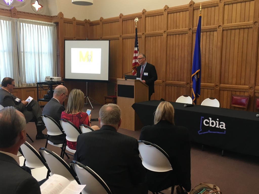 CBIA Manufacturing Day at the CT State Capitol