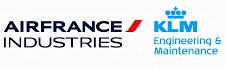 Logo for: Air France Industries KLM Engineering & Maintenance