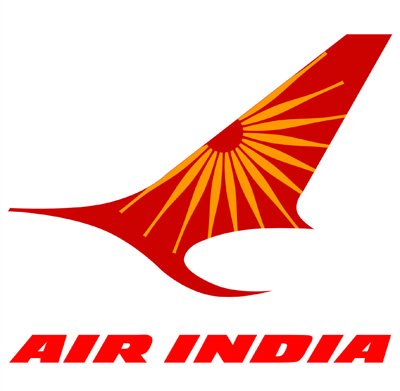 Logo for: Air India