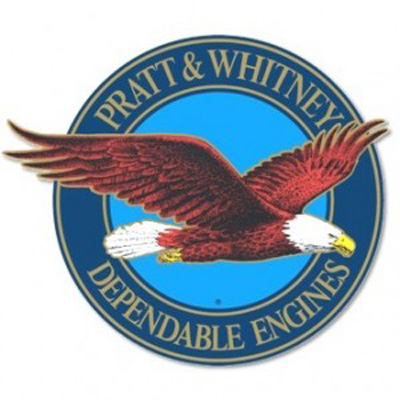 Logo for: Pratt & Whitney