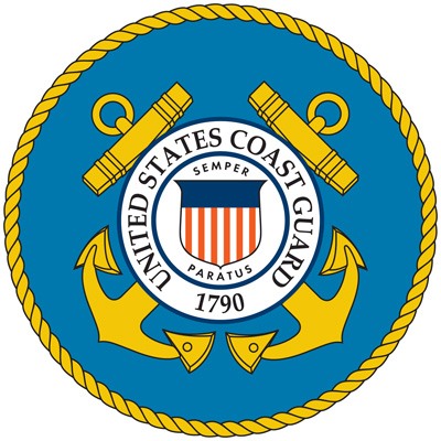 Logo for: US Coast Guard