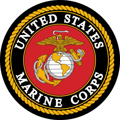 Logo for: US Marine Corps