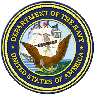 Logo for: US Navy