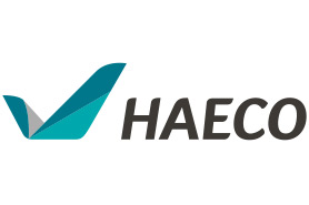 Logo for: HAECO