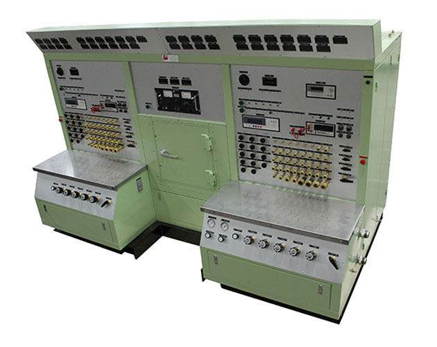 Pneumatic-Electrical Test Stand