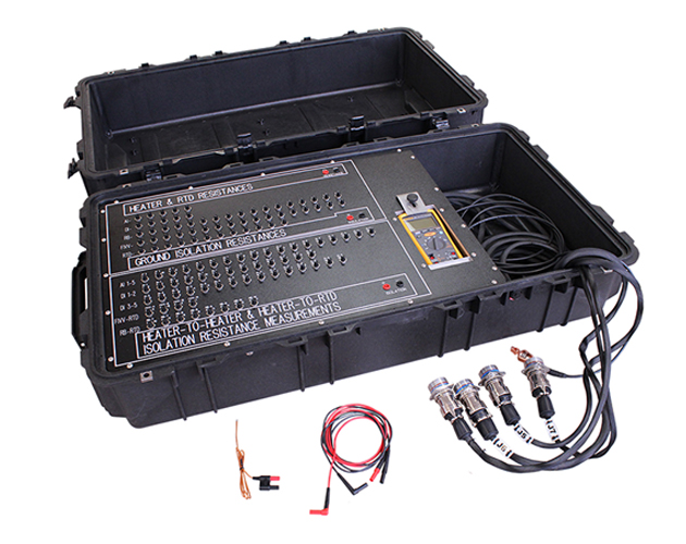 Aircraft Engine Cable Harness Tester